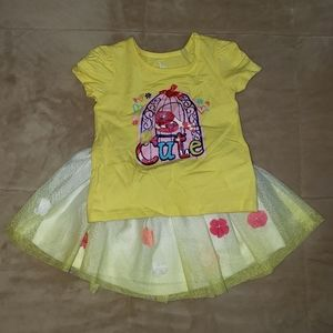 NWT children's place outfit